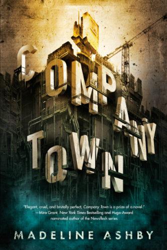 Città di morte di Madeline Ashby (edizione americana)