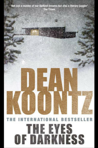 Abisso di Dean Koontz (edizione britannica)