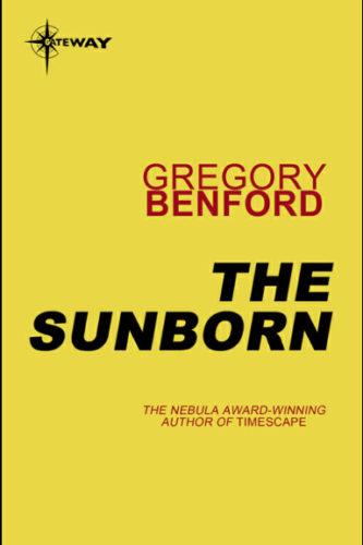 Oltre Plutone di Gregory Benford (edizione britannica)