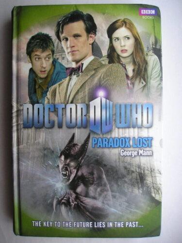 Paradox Lost di George Mann