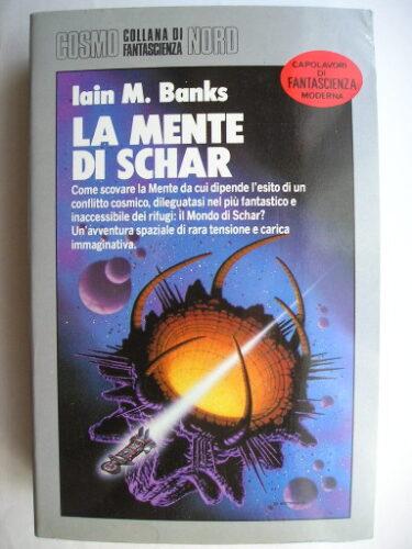 La mente di Schar o Pensa a Fleba di Iain M. Banks