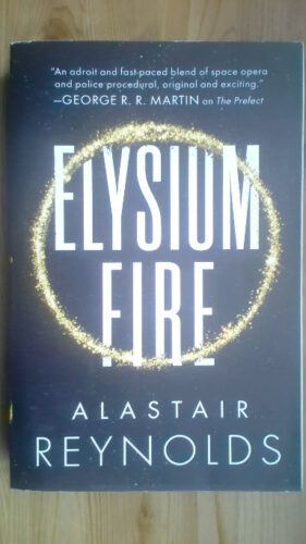 I fuochi di Elysium di Alastair Reynolds
