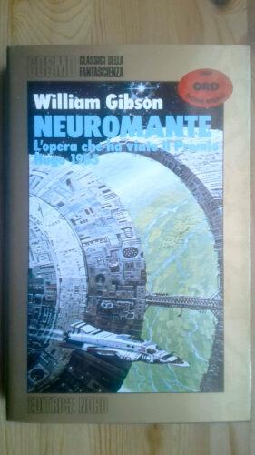 Neuromante di William Gibson