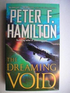 Il sogno del vuoto di Peter F. Hamilton (edizione americana)
