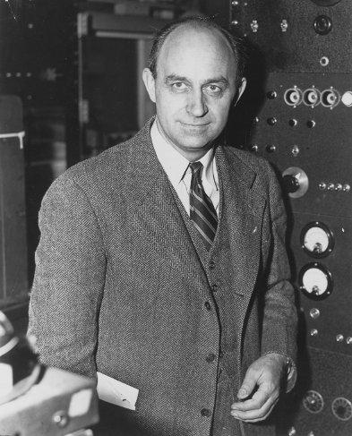 Enrico Fermi negli anni '40