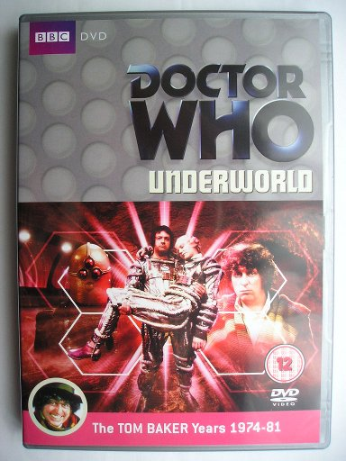 Doctor Who - Underworld