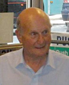 Gerry Anderson nel 2009