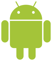Il logo di Android, la piattaforma al centro della causa (Immagine Google)