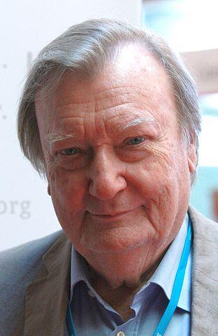 Carlo Rubbia nel 2012
