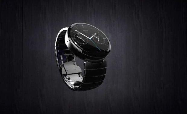 Lo smartwatch Moto 360 di Motorola (Foto cortesia Motorola Mobility. Tutti i diritti riservati)