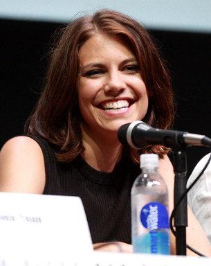 Lauren Cohan nel 2013