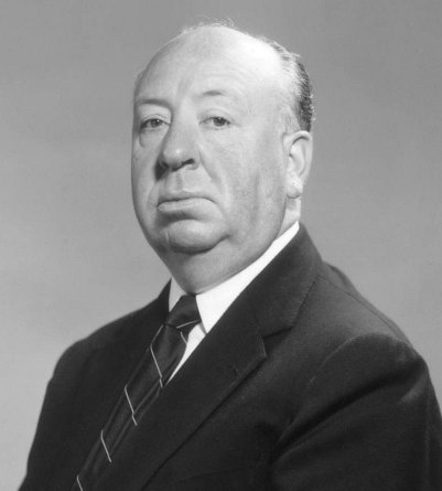 Alfred Hitchcock negli anni '50