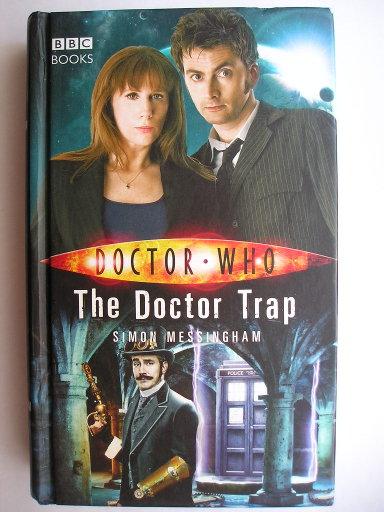 The Doctor Trap di Simon Messingham