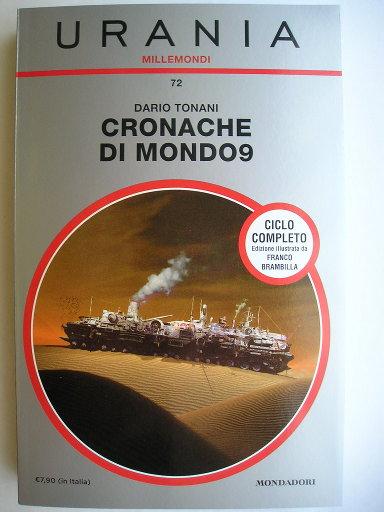 Millemondi contenente Mondo9 e Mechardionica di Dario Tonani