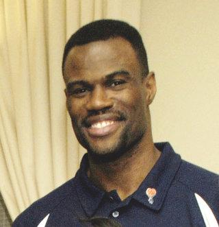 David Robinson nel 2006