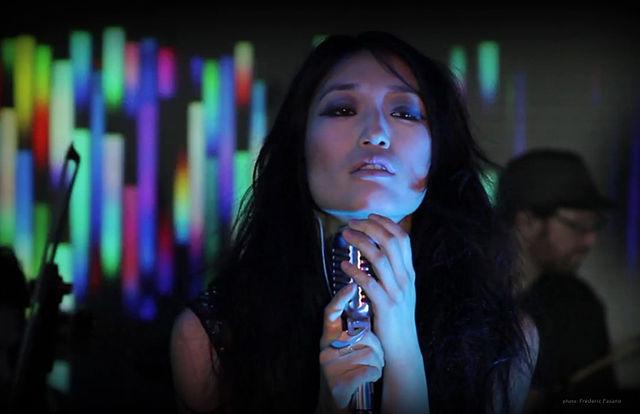 Jihae durante un'esibizione nel 2010