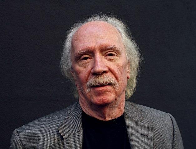 John Carpenter nel 2010