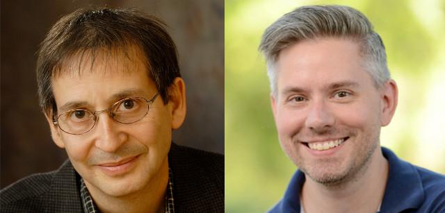 Nigel Goldenfeld e Thomas Kuhlman