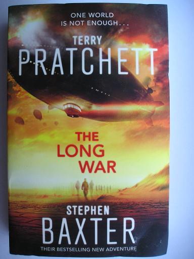 The Long War di Terry Pratchett e Stephen Baxter