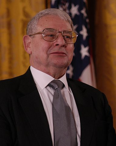 Riccardo Giacconi riceve la National Medal of Science