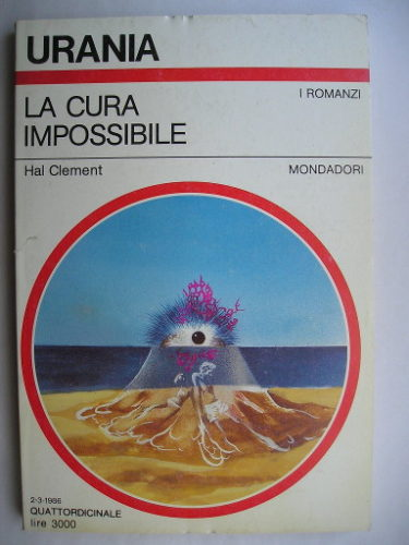 La cura impossibile di Hal Clement