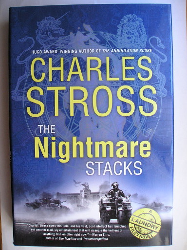 The Nightmare Stacks di Charles Stross