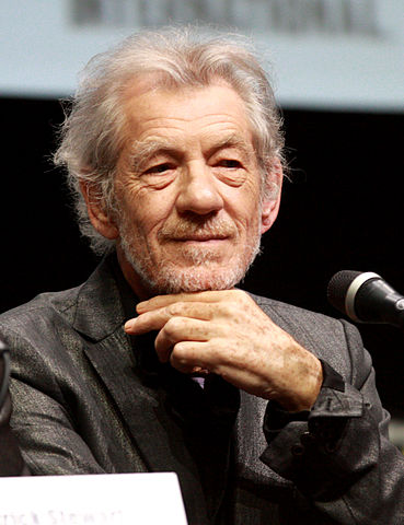 Ian McKellen nel 2013