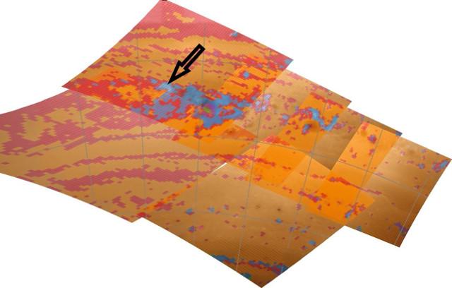 L'apprendimento profondo usato per mappare le tempeste sul pianeta Saturno