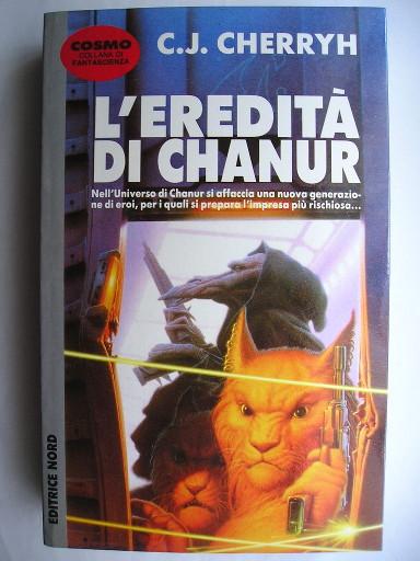 L'Eredità di Chanur di C.J. Cherryh