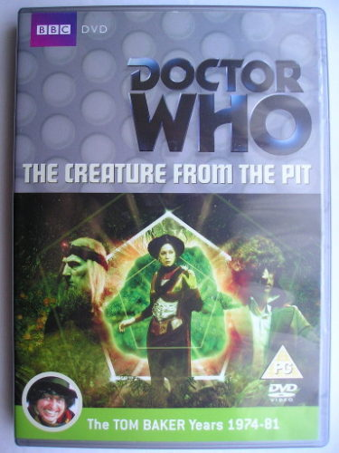 Doctor Who - The Creature from the Pit