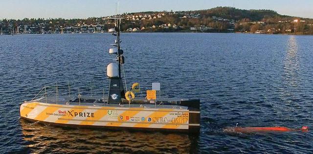 Annunciati i vincitori dell'iniziativa Shell Ocean Discovery XPRIZE