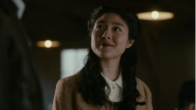 Amy Yoshida (Miki Ishikawa) in Dolce Bambino Mio (Immagine cortesia AMC Studios / Amazon. Tutti i diritti riservati)