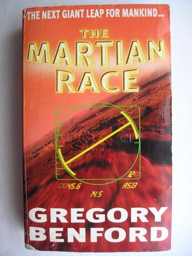 Obiettivo Marte di Gregory Benford (edizione britannica)