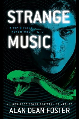Musica aliena di Alan Dean Foster (edizione americana)