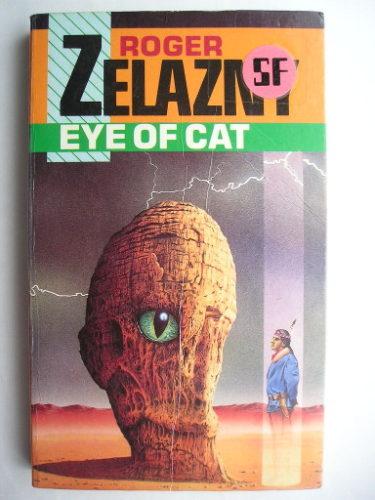 Occhio di gatto di Roger Zelazny (edizione britannica)