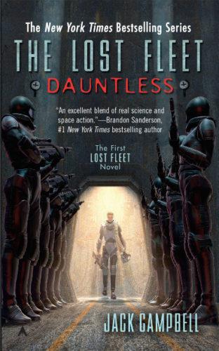 Il viaggio della Dauntless di Jack Campbell (edizione americana)