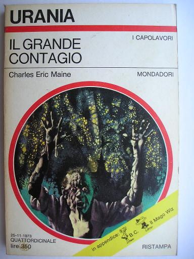 Il grande contagio di Charles Eric Maine