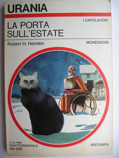 La porta sull'estate di Robert A. Heinlein