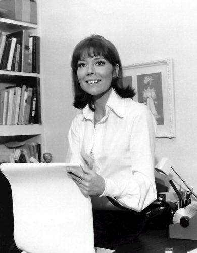 Diana Rigg nel 1973 (Foto NBC Television)