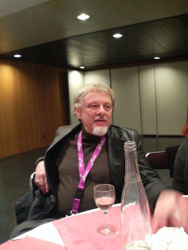 Norman Spinrad nel 2006