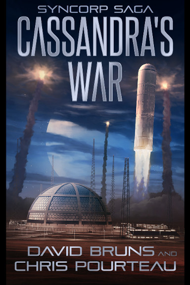 Cassandra's War di David Bruns e Chris Pourteau